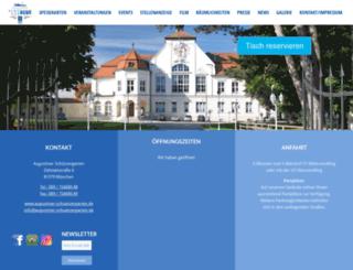 augustiner-schuetzengarten.de screenshot