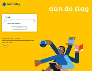 augustinianum.somtoday.nl screenshot