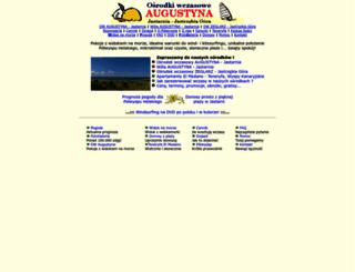 augustyna.pl screenshot