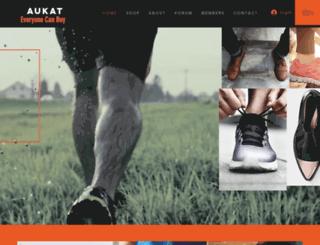 aukat.in screenshot