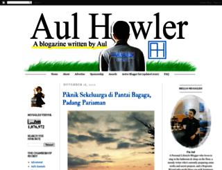 aul-home.blogspot.com screenshot