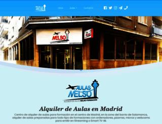 aula-center.com screenshot