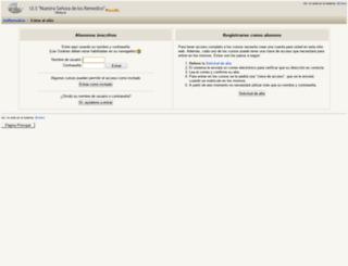 aula-ieslosremedios.org screenshot