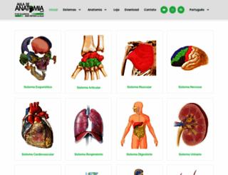 auladeanatomia.com screenshot