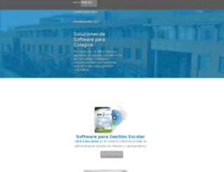 aulaescolar.net screenshot