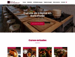 aulagastronomica.com screenshot