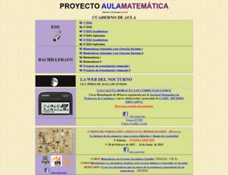 aulamatematica.com screenshot