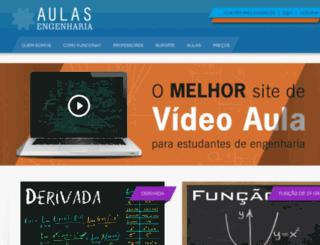 aulasengenharia.com.br screenshot