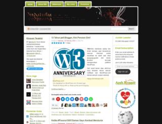 aulia87.wordpress.com screenshot