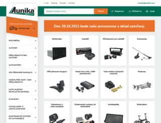 aunika.com screenshot