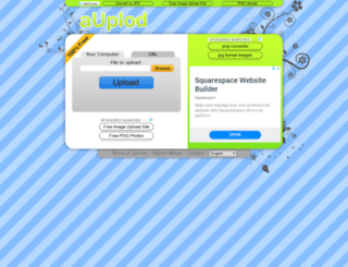 auplod.com screenshot