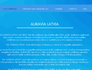 auravia.lv screenshot