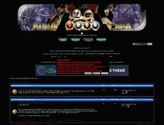 auraycapa.superforo.net screenshot