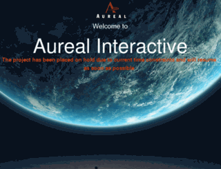 aureal3d.com screenshot