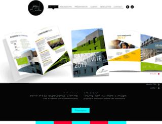 aurelie-design.org screenshot