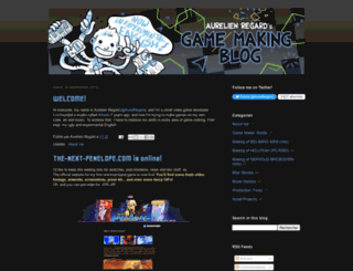 aurelien-regard.blogspot.co.uk screenshot