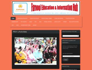 aurkhb.wordpress.com screenshot