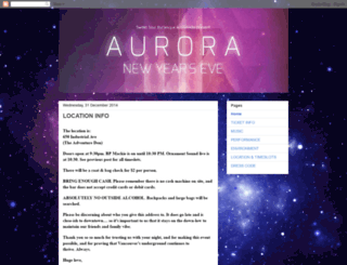 auroranye.blogspot.ca screenshot
