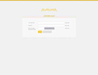 auruma.com screenshot