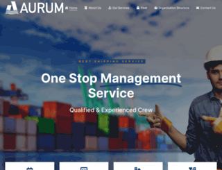 Aurum Ship Management at top accessify com