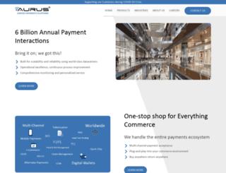 aurustech.com screenshot