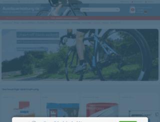 ausdauerleistung.de screenshot