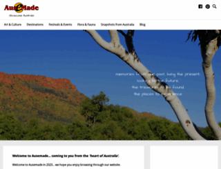 ausemade.com.au screenshot