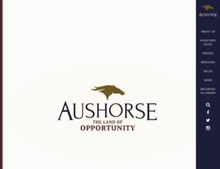 aushorse.com.au screenshot
