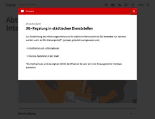 auslaenderamt-kassel.de screenshot
