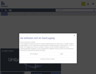 auslauf.herweck-shop.de screenshot