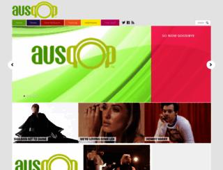 auspop.net screenshot