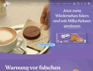 aussergewoehnlich-zart.com screenshot