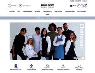 aussiechef.com.au screenshot