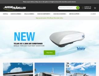 aussietraveller.com.au screenshot