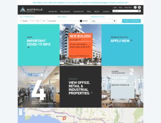 austeville.com screenshot