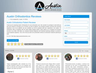 austin-orthodontics-reviews.repx.me screenshot