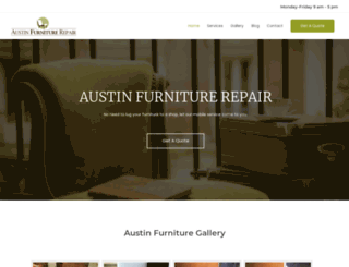 austinfurniturerepair.org screenshot