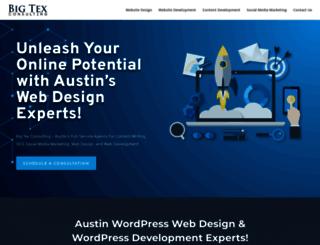 austintexaswebdesign.com screenshot