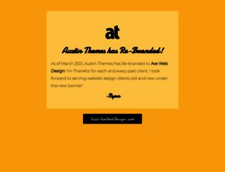 austinthemes.com screenshot