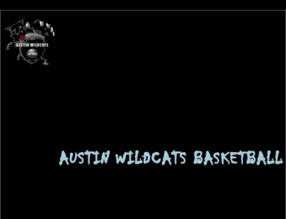 austinwildcatsbasketball.org screenshot