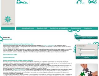 australassistance.com screenshot