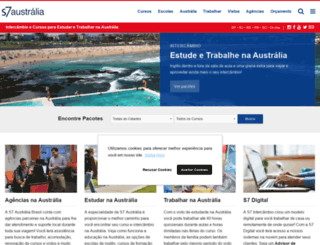 australiabrasil.com.br screenshot