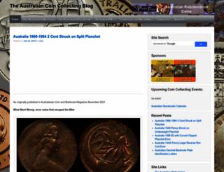 australian-coins.com screenshot