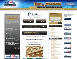 australianbusinesssales.com.au screenshot