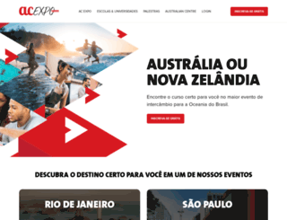 australiancentre.edufindme.com screenshot
