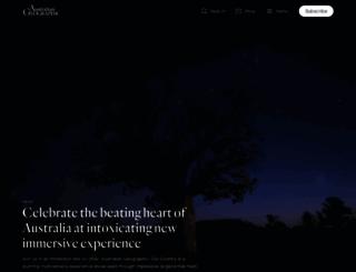 australiangeographic.com screenshot