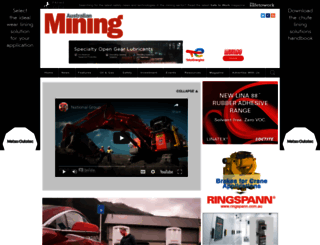 australianmining.com.au screenshot