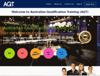 australianqualificationtraining.com.au screenshot