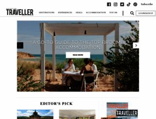 australiantraveller.com screenshot