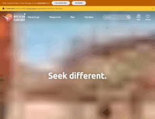australiasoutback.com screenshot